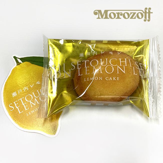 モロゾフ レモンケーキ