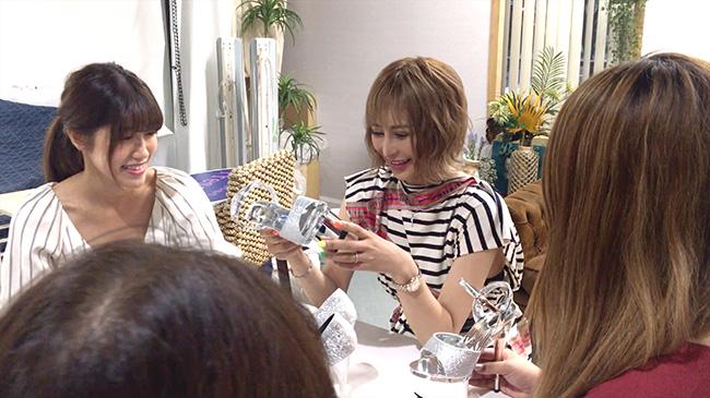 桜井野の花さんプロデュース!!桜井野の花 × amore VESTI コラボ商品がついに販売開始。全てのキャバ嬢へ愛を込めて❤︎