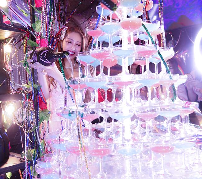 歌舞伎町NOW 一条葵さん、バースデーイベント2Days密着レポート【動画あり】